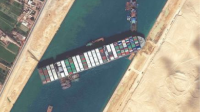 Photo of Hopes rise of ending Suez Canal blockage in days