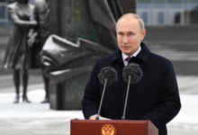 Photo of Putin signs law that could keep him in Kremlin till 2036