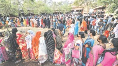 Photo of Deadly violence rocks West Bengal during state polls