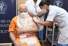 Photo of Modi gets 2nd vaccine dose as India hits record daily Covid-19 cases