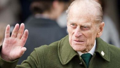 Photo of Britain's Prince Philip passes away at 99