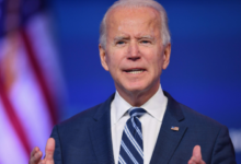 Photo of Biden initiates move to tackle 'epidemic' of gun violence