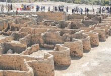 Photo of Egypt unveils 3,000-year-old 'lost' city near Luxor