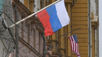 Photo of US imposes wide array of sanctions on Russia for 'malign' actions