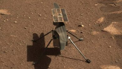 Photo of Nasa hopes to make history with helicopter's test flight on Mars