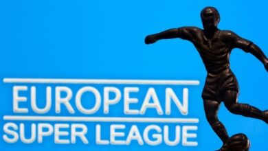 Photo of European Super League shelved as more football clubs withdraw