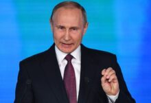 Photo of Putin warns West against 'crossing red line'