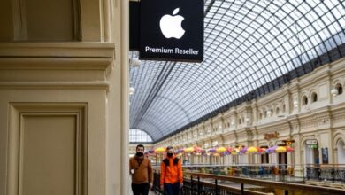 Photo of Russia fines Apple $12m for 'abusing' its position