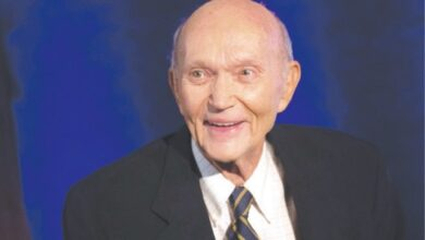 Photo of Michael Collins of Apollo 11 fame dies at 90