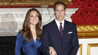Photo of Prince William, Kate release photos to mark 10th anniversary