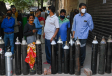 Photo of 'Last resort': Desperate for oxygen, Indian hospitals go to court