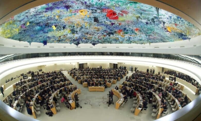 Photo of Nearly half of UN rights council states behind activist reprisals: report