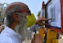 Photo of Covid spreading in rural India; record daily rises in infections, deaths