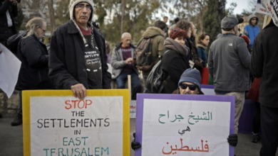 Photo of UN urges Israel to call off forced evictions in east Jerusalem