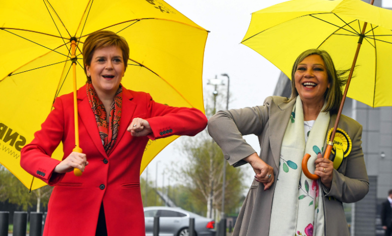 Photo of Scottish nationalists vow new independence vote