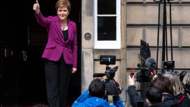 Photo of Scotland vote sets up fresh independence clash with London