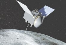 Photo of Spacecraft starts return to Earth after collecting asteroid samples