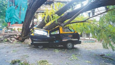 Photo of Cyclone leaves 27 dead, 100 missing in India