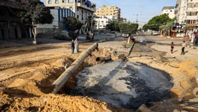 Photo of Hamas official predicts ceasefire soon as Israel launches new air strikes