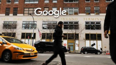 Photo of Google's first physical store set to open in New York
