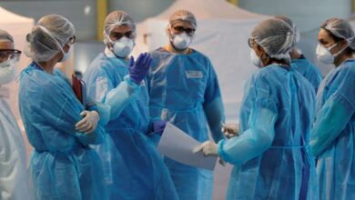Photo of 115,000 health workers have died from Covid, says WHO