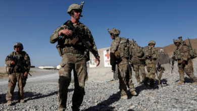 Photo of Taliban warn Afghan neighbours against allowing US bases