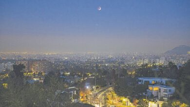 Photo of Pacific witnesses Super Moon, eclipse same day
