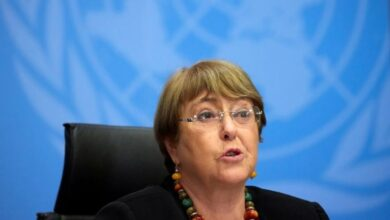 Photo of Israel's attacks on Gaza may constitute 'war crimes': UN rights chief
