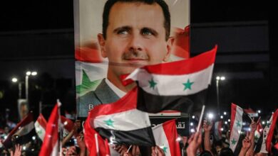 Photo of Syria's Assad re-elected for 4th term with 95pc vote