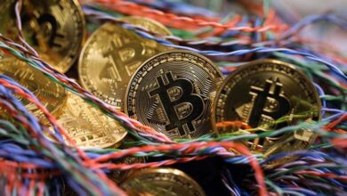 Photo of Bitcoin slumps 8pc as it heads for bruising monthly drop