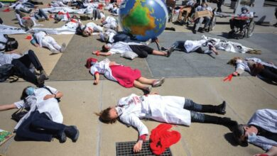 Photo of Doctors urge global action against climate-linked health risks