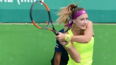 Photo of Russian player Sizikova arrested at French Open over match-fixing allegations