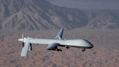 Photo of Two drones shot down above Iraq base housing US troops: Iraqi army