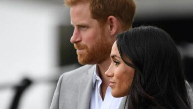 Photo of Meghan and Harry welcome daughter, name her after the Queen and Diana