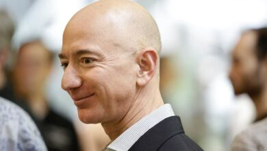 Photo of Amazon's billionaire founder Jeff Bezos to fly to space next month