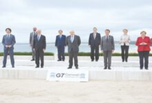 Photo of G7 leaders open summit with drive for one billion jabs