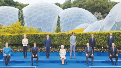 Photo of G7 rivals China with infrastructure plan