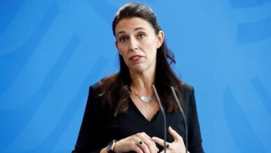 Photo of New Zealand PM Jacinda Ardern says Christchurch mosque attacks film 'focuses on wrong subject'