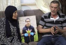 Photo of Israeli officer charged in killing of autistic Palestinian man