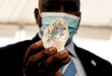 Photo of World's third largest diamond unearthed in Botswana