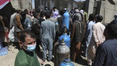 Photo of Afghanistan running out of oxygen as Covid surge worsens