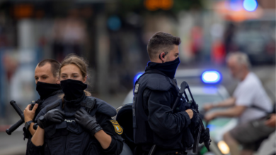 Photo of Germany knife attack victims were all women: police