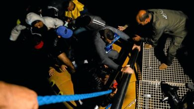 Photo of 43 migrants drown off Tunisia; 84 rescued