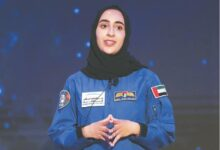 Photo of Sea to stars: first Arab woman astronaut in training