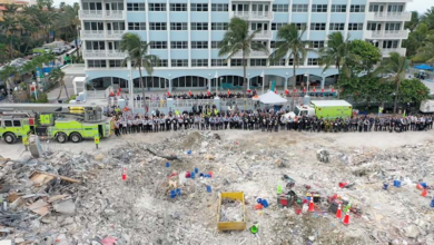Photo of With 86 people still missing, search called off for survivors of Florida condo tower collapse