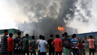 Photo of Fire at Bangladesh juice factory kills 52, many feared trapped