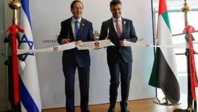 Photo of In first for Gulf, UAE opens embassy in Israel, hails trade ties