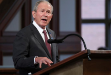 Photo of Afghanistan troop pullout a 'mistake', says former US president George W. Bush