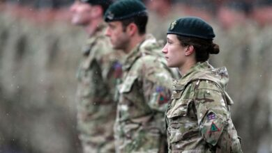 Photo of UK military has failed to protect women from abuse: report