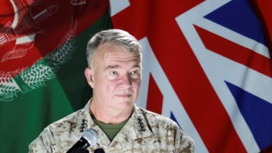 Photo of Air strikes in support of Afghan troops to go on: US general